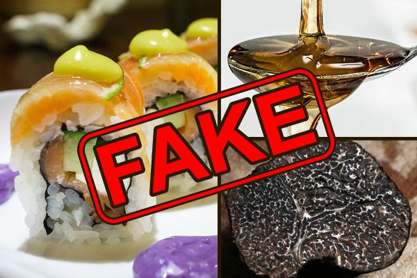Food fraud or Fake food