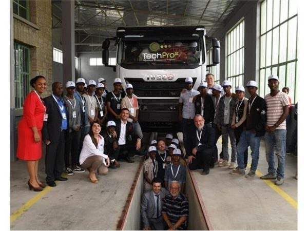 CNH Industrial inaugurates new TechPro2 youth training program in Ethiopia