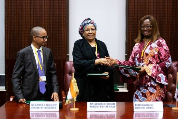 Agriculture: African Development Bank and Niger sign financing agreement to support Kandadji project
