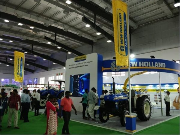 New Holland Agriculture at AGRI INTEX 2019 - Farmers Review Africa