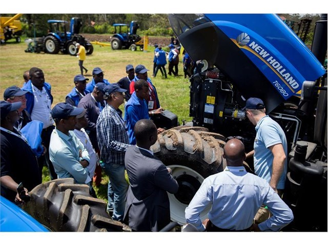 New Holland Agriculture hosts East Africa Training Camp 2019 in Kenya