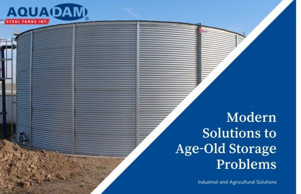 Aquadam's : Industrial and Agricultural Solutions