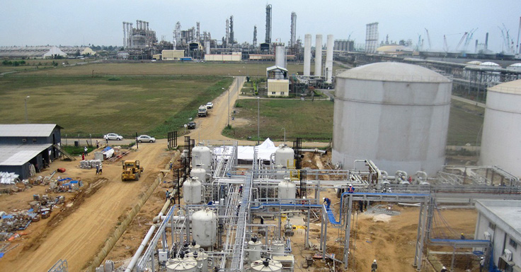 Dangote Fertiliser commences pre-testing of $2bn plant ahead of inauguration