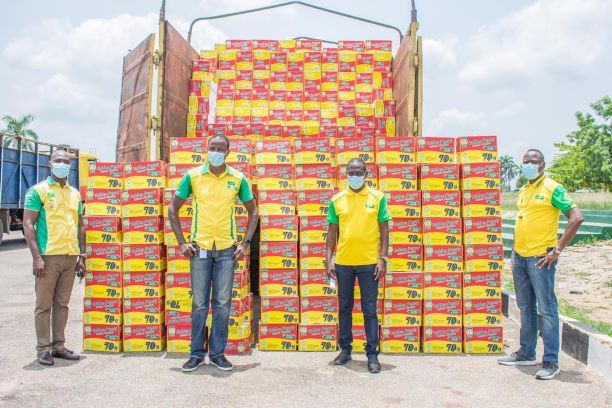 Flour Mills of Nigeria PLC (FMN Group) COVID-19 response operations
