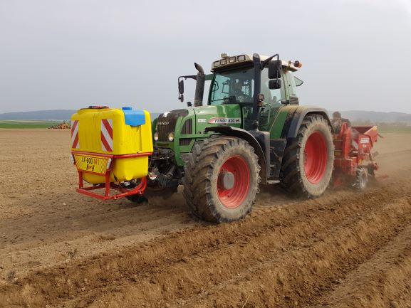 Liquid Fertilizer LF 600 – With diversity to healthy soils