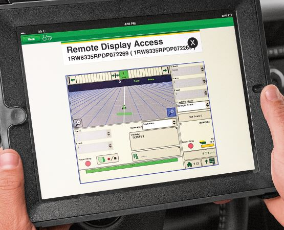 Precision agriculture – connected machines feed the nation