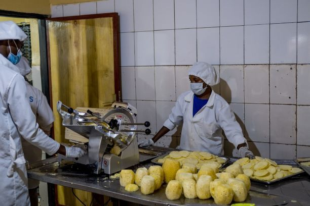 COVID-19 response must target African agriculture and the rural poor