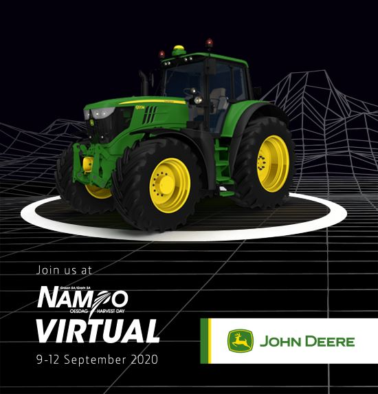 From the farm to 3D, John Deere Africa makes history