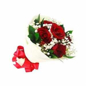 claire rose bouquet by farm florist singapore
