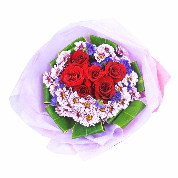 tricia 3 bouquet by farm florist singapore