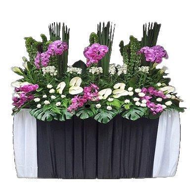 Amazing Grace Condolence Stand