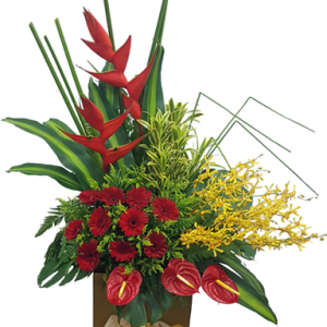 Best Wealth Congratulatory Flower Stand