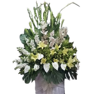 Peace Flower Stand