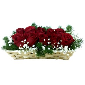 Natalia-Roses-in-Basket-by-Farm-Florist-Singapore
