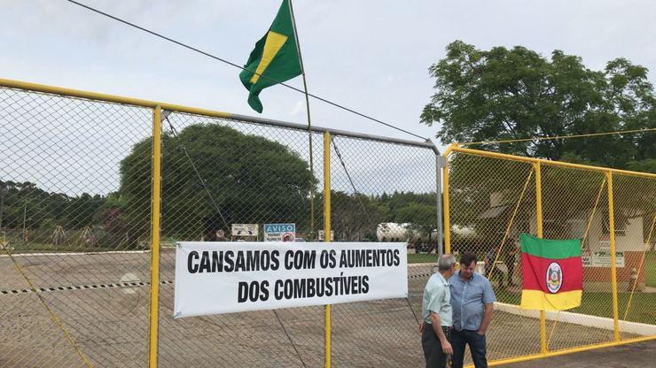 Petrobras em Passo Fundo