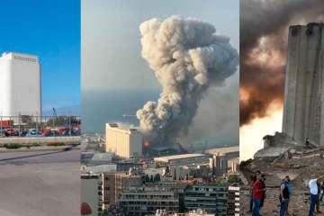 Porto de Beirute
