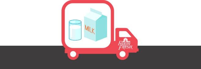 milktruck