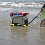 Beach-Wagon-Cart-for-Sand-with-Wheels-All-Terrain-Haul-Cooler-Umbrella-Chair-0-1