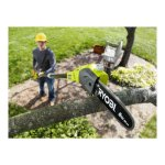 Factory-Reconditioned-Ryobi-ZRP4361-One-18-Volt-95-ft-Cordless-Electric-Pole-Saw-Kit-P105-Upgraded-from-P102-Free-Battery-P118-Charger-0-0