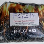 Fireplace-Glass-15-Lbs-of-14-Bronze-35-Clear-Base-50-LBS-Total-0-1