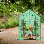 Ogrow-Deluxe-WALK-IN-2-Tier-8-Shelf-Portable-Lawn-and-Garden-Greenhouse-Heavy-Duty-Anchors-Included-0-1