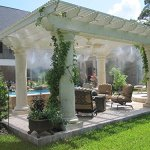 Outdoor-Patio-Cooling-System-Do-It-Yourself-Misting-System-For-Cooling-Stables-PorchesPatios-Backyard-and-Cattle-ShedsSuitable-For-Human-and-Animal-Misting-0-0
