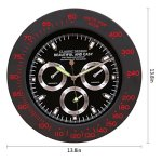 PNBB-Indoor-Outdoor-Real-Textured-Clock-with-Time-Temperature-and-Humidity-0-0