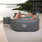 SaluSpa-Hawaii-HydroJet-Pro-Inflatable-Hot-Tub-0-0