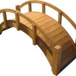 SamsGazebos-Miniature-Japanese-Treated-Wood-Garden-Bridge-29-Inch-Brown-0-0
