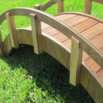 SamsGazebos-Miniature-Japanese-Wood-Garden-Bridge-Treated-Assembled-25-Long-X-11-Tall-X-11-12-Wide-Made-in-USA-0-1
