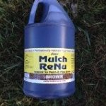 THIS-WEEKEND-ONLY-5000GALLON-Dark-Brown-1-gallon-Bring-color-back-into-your-yard-with-Mulch-RenuCovers-4000-square-feet-0