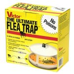 Victor-M230-Ultimate-Flea-Trap-New-Super-Size-Package-4-Count-0