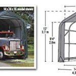 14x20x12Peak-Style-ShelterGreen-Cover-0-2