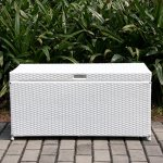 40-White-Resin-Wicker-Outdoor-Patio-Garden-Hinged-Lidded-Storage-Deck-Box-0