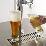 Fire-Magic-24-inch-Left-Hinge-Outdoor-Rated-Dual-Tap-Kegerator-3594-dl-0-0