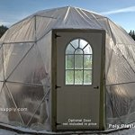 GREENHOUSE-GEODESIC-DOME-18-FT-3V-With-Marine-Poly-Cover-for-Hydroponic-Gardening-0