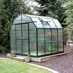 Grandio-Elite-8×8-Greenhouse-Kit-10mm-Twin-Wall-Polycarbonate-0-0