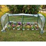 New-MTN-G-7x3x3-Greenhouse-Mini-Portable-Gardening-Flower-Plants-Yard-Hot-House-Tunnel-0