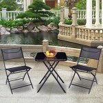 Outdoor-Patio-3-Piece-Folding-Square-Table-and-Chair-Suit-Set-0-0