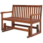 Outdoor-Patio-Wooden-Glider-Bench-Porch-Swing-Chair-Acacia-Wood-Patio-Furniture-0