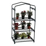 PHI-VILLA-Outdoor-Portable-Garden-3-Tier-Mini-Greenhouse-with-Clean-Cover-272x193x508-0-1