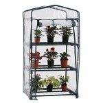 PHI-VILLA-Outdoor-Portable-Garden-3-Tier-Mini-Greenhouse-with-Clean-Cover-272x193x508-0