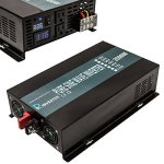 Reliable-2500W-High-Frequency-LED-Display-24V-120V-Off-Grid-DC-to-AC-Power-Converter-True-Pure-Sine-Wave-Solar-Power-InverterBlack-0