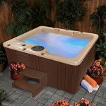 Resin-Spas-in-Wood-Look-Cobblestone-Resin-Cabinet-and-Espresso-Wood-Look-Panels-with-Underwater-LED-Lighting-3-to-4-Persons-0-0