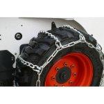 Skid-Steer-Uni-loader-Snow-Tire-Chains-Twist-link-hardened-10-165-Peerless-0-0
