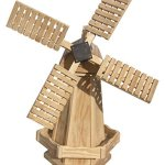 Amish-Made-Working-Dutch-and-Farm-Windmill-Yard-Decorations-0