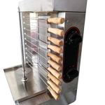 Bioexcel-Tacos-Al-Pastor-Gas-Doner-Kebab-Machine-Shawarma-Grill-Gyros-Automatic-Vertical-Broiler-Choose-Your-Size-0-2