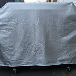 Comp-Bind-Technology-Grill-Cover-for-Char-Broil-Classic-4-Burner-Model-463436215-Gas-Grill-Custom-Fitting-Outdoor-Padded-Grey-Waterproof-Cover-57W-x-22D-x-465H-0-0