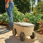 DermaPAD-Deluxe-4-in-1-Garden-Seat-Wagon-0-1