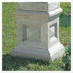 Design-Toscano-Neoclassical-Grand-Garden-English-Plinth-Pedestal-Stand-0